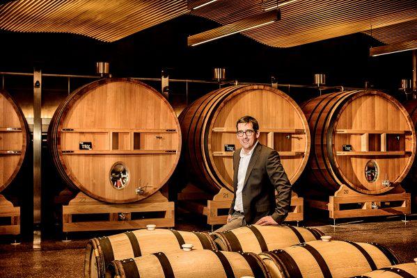 首席釀酒師Florent Nys。