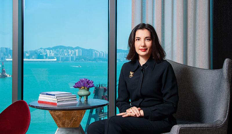 Élise Gonnet-Pon(L'École 珠寶藝術學院亞太區董事總經理)
