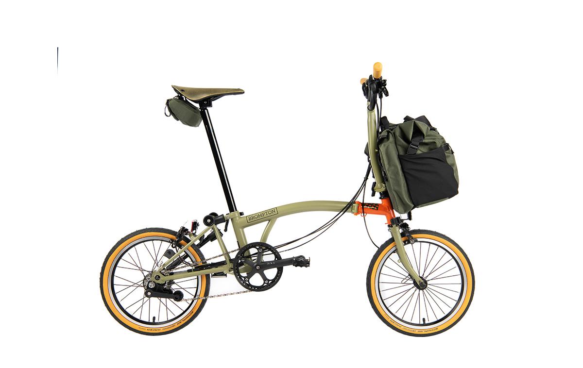全新 Brompton Explore 單車售價為$18,460 元(建議零售價)