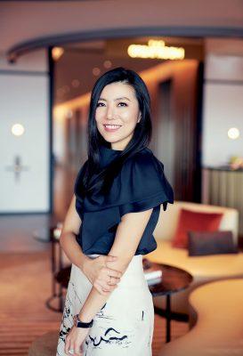 Jaelle Ang(The Great Room聯合創辦人及行政總裁)