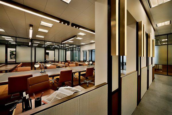 The Great Room的室內設計走典雅路線,租戶對象亦以具有一定發展規模的企業為主。