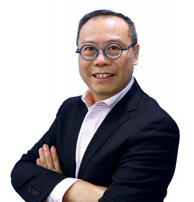 陳立業 「聯合國兒童基金香港委員會總幹事」