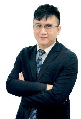 李啟宏 「Blackwell Global業務發展及研究部副主管」