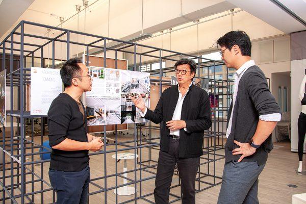 兩父子希望工作間除為設計師建立創作平台外,更可舉辦文化及藝術展覽活動。