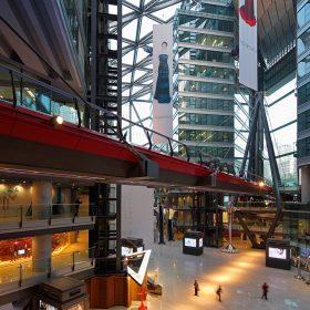 北京芳草地項目設計的環保設計,令Winston贏得多個國際讚譽。