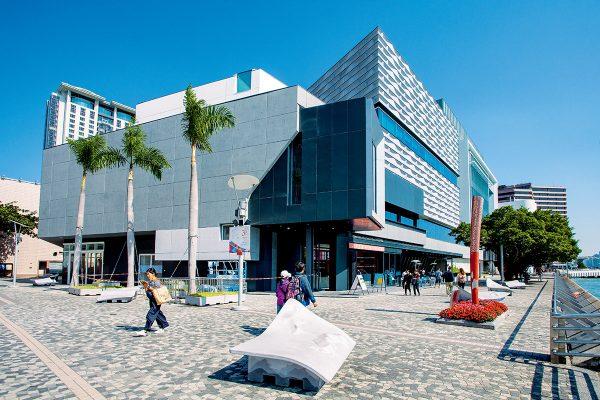 閉館翻新4年多後,香港藝術館已於上月下旬正式對外開放。