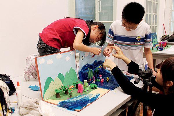 「香港藝術館之友」的主要工作,是推廣藝術。