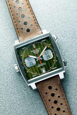 根據腕錶KOL Instagram賬戶 @on_the_dash進行的「民調」顯示,綠面的1970s最受歡迎(29%),你的心水又是哪一枚?