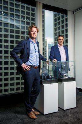 Baunat聯合創辦人:左Steven Boelens | 右Steven Boelens