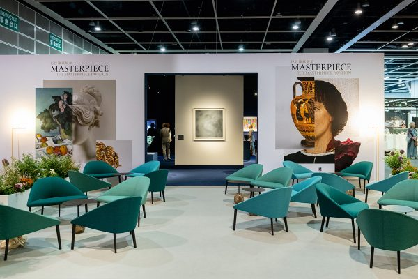 Master Piece at Fine Art Asia in HKCEC, Hong Kong, China, on 3 October 2019. Photo by Lucas Schifres/Clique Visuals
