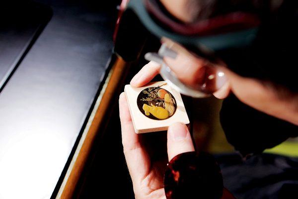 Chopard L.U.CXP鼠年蒔繪腕錶