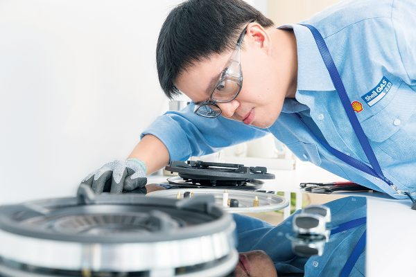 特爾高能源的整個團隊大部份前線員工擁有1 級或以上氣體裝置技工資歷, 致力為客戶提供高質的安全氣體服務。