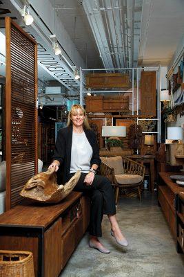 TREE | 董事總經理 Kate Babington