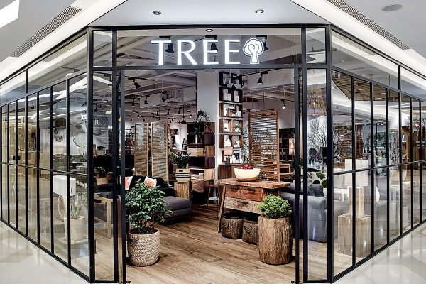 TREE其中一間位於HomeSquare的沙田分店。