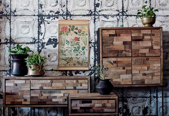 品牌以時尚和可持續發展的傢具為前題,多年來吸納了不少擁躉。 圖為carv'n collection的出品。