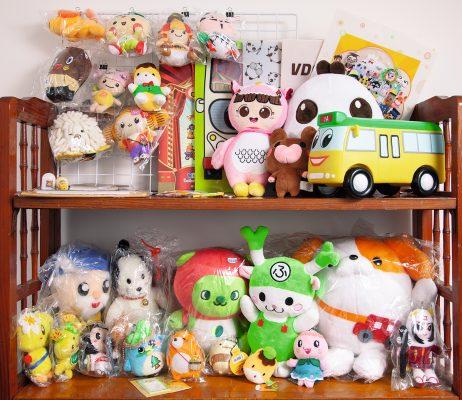 Laputa指吉祥物的商機可謂「本小利大」,可以製成不同類型的商品,助企業增值。