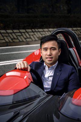 Gary Leung APEX聯合創辦人。