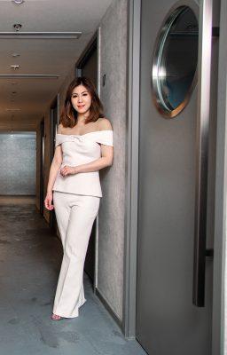 羅雪儀|Cherry Lo 「博美投資集團董事總經理」