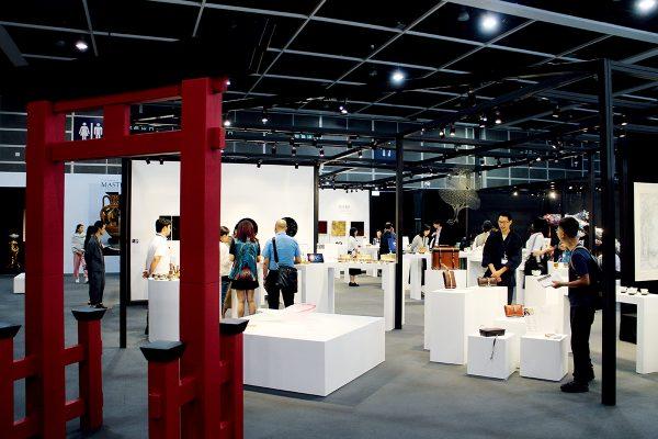 去年十月舉行的「典亞藝博」,國際匠人協會第三次參展,並創下空前佳績。
