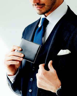 男士合用的Belchord Wallet。