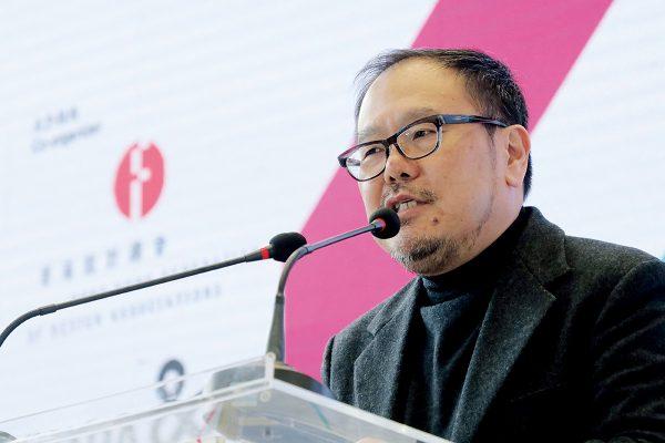 香港設計總會秘書長劉小康。