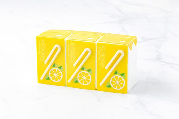 紙包檸檬茶—伯爵茶佛手柑蛋糕
