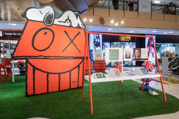 K11 購物藝術館向經典致敬,策劃 《K11 CLASSICS REBORN》企劃。