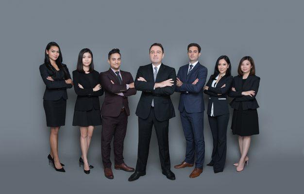 環球第一資本顧問團隊