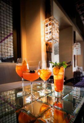 另一參加餐廳Café Causette的特色指定飲品。