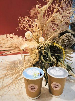 置地廣塲中庭2 樓的MATCHALI,全部飲品皆以傳統技巧調製,締造現代休閒的抹茶體驗。