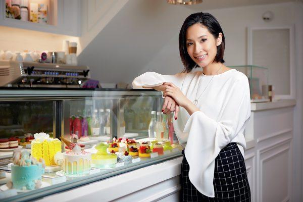 VIVE 創辦人及蛋糕設計師Vivien Lau。