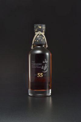 「山崎55年」威士忌