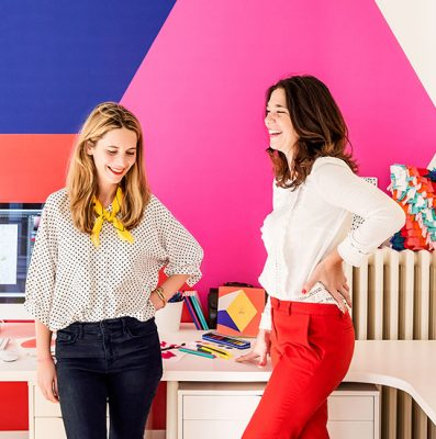 由插畫藝術家Elvire Laurent和Marie-Cerise Lichtlé於2012年創立巴黎創意生活品牌OMY。