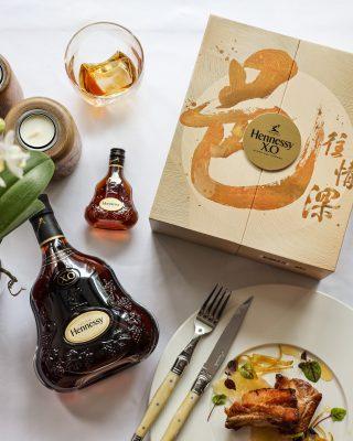 干邑配中菜,可以說得上是其中一個美酒佳餚的絕配選擇。