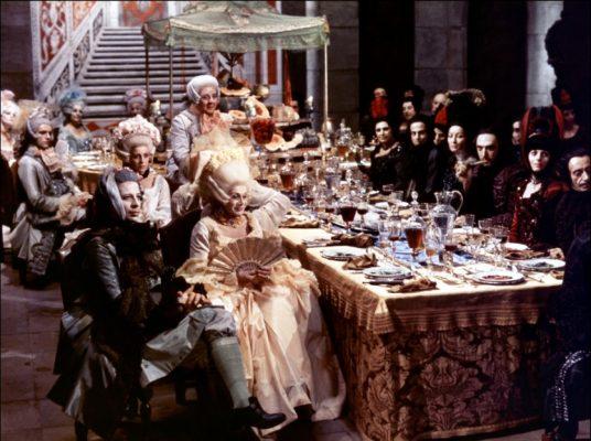 Fellini's Casanova