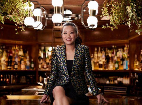 酒吧經理Veronica Lam
