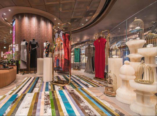 於K11 Musea 5 樓收藏品 (Chamber of Collectables)樓層開設的期間限定商店。