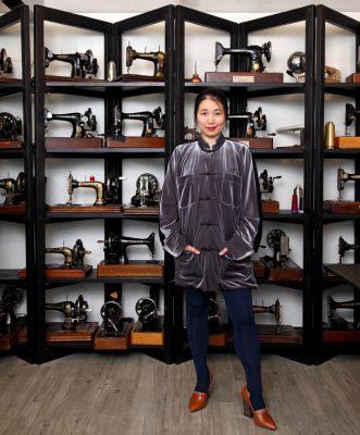 品牌創辦人兼創作總監林麗娜 (Lina Lam)