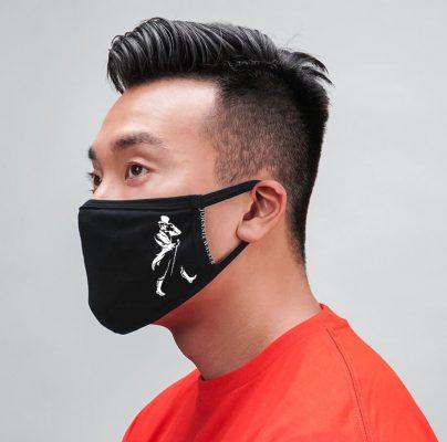 Johnnie Walker X CASETiFY可重用口罩。