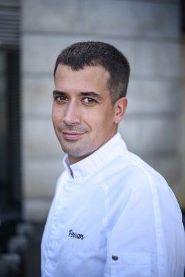 行政總廚 Ferran Tadeo