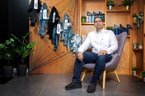 American Eagle Outfitters國際業務高級副總裁Vijay Chauhan
