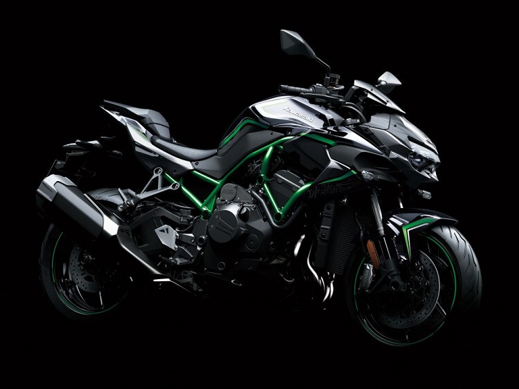 Kawasaki Breaks Cover On Supercharged Z H2 At Tokyo Motor Show