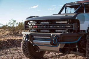 Ford Reveals Race Ready Bronco