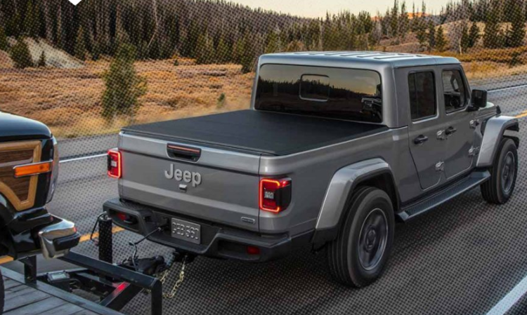 Get Ready For The Newest 2020 Jeep Gladiator