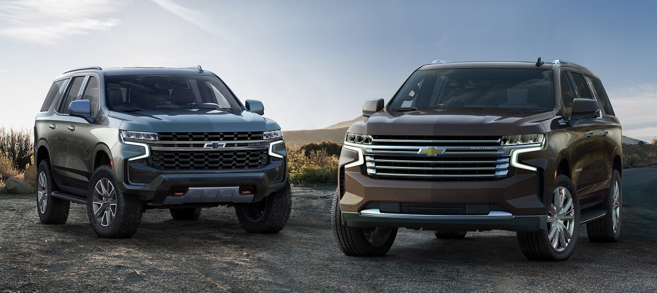 The 2021 Chevrolet Tahoe and Suburban: Bigger, Better ...
