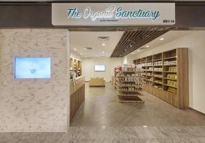 Organic Sanctuary @ Tanjong Pagar