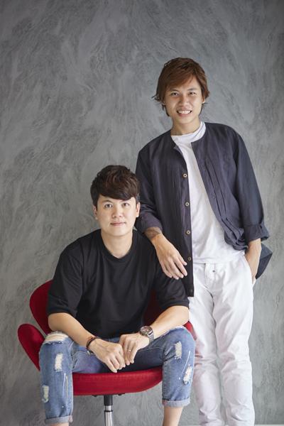 Jimmy Li & Max Yeoh