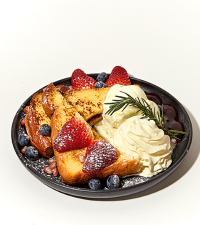 French Toast Berries