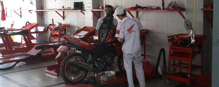 AHASS ALPHONS MOTOR BEKASI