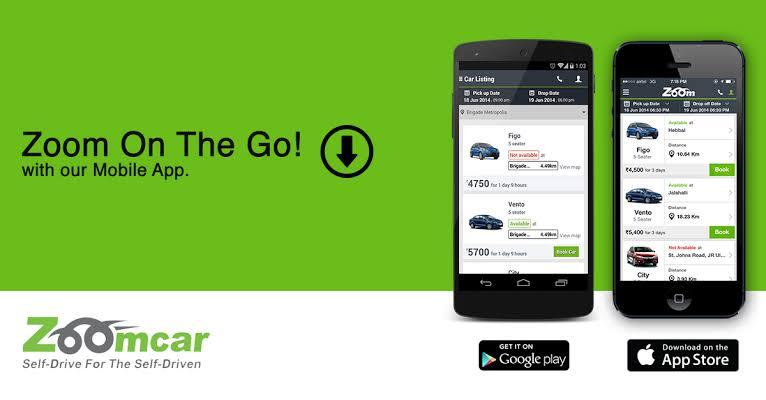 zoomcar-app